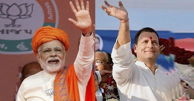 BJP Racing Ahead in Cat-Mouse race in Himachal Pradesh!