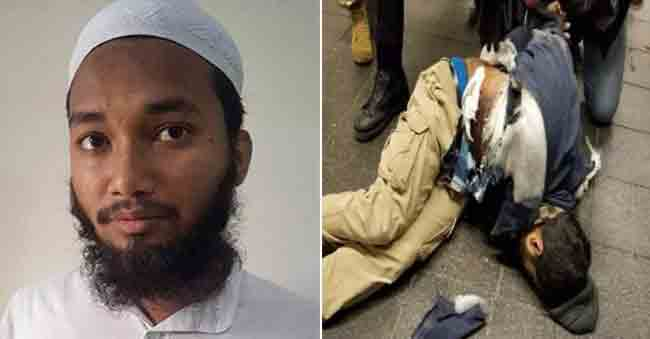 Bangladeshi Arrested in ManhattanTerror Attack
