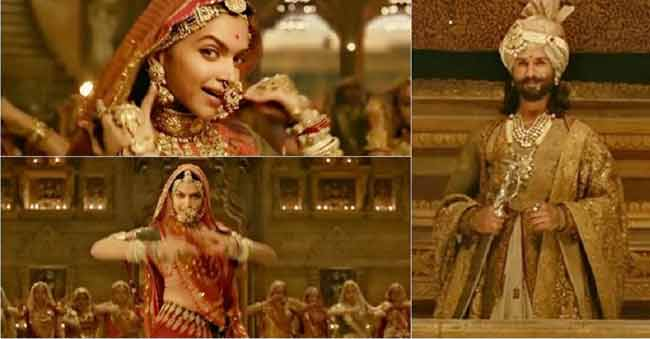 Censor Board Suggests- 'Padmavati' as 'Padmavat' to release with 5 changes!