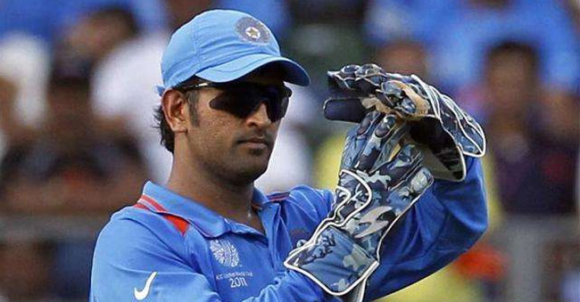 It's official! Dhoni will play the 2019 World Cup in England!
