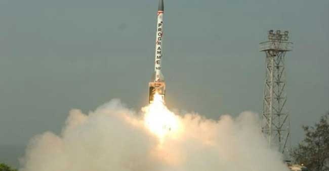 India successfully test – fires supersonic interceptor missile