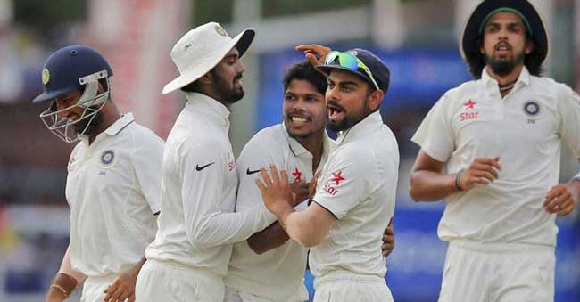 India needs 7 wickets to win the final and 3rd Test against Sri Lanka
