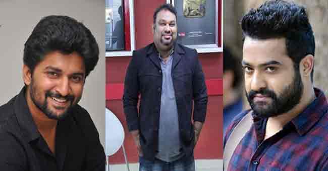 Kathi Mahesh latest targets – Jr.NTR & Nani!