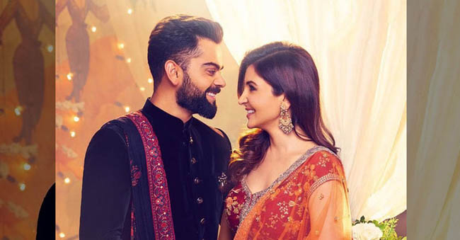 Kohli Sold His 'Marriage-Photos' Rights To International Agency?