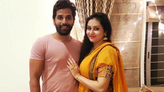 Namitha Marriage