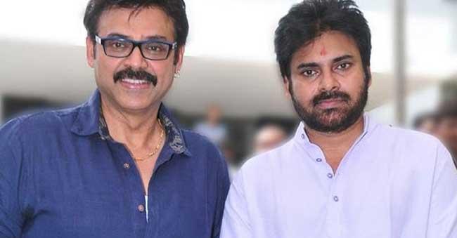 Pawan Kalyan and Venkatesh combination scenes confirmed!