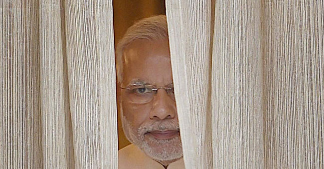 People reportedly emptying bank deposits: Fearing Modi's new Law!