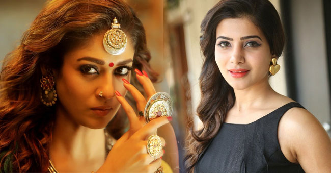 Samantha to be seen as Journalist   Nayantara to play the same role in Tamil