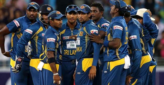Sri Lanka ODI Team sent home after boarding the plane!