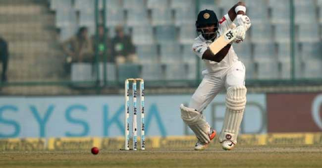 Sri Lanka put up a strong fight | SL 356/9* | Spinners fight back in the last session