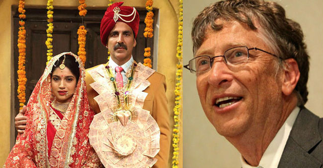 Bollywood film receives praise from Bill Gates!
