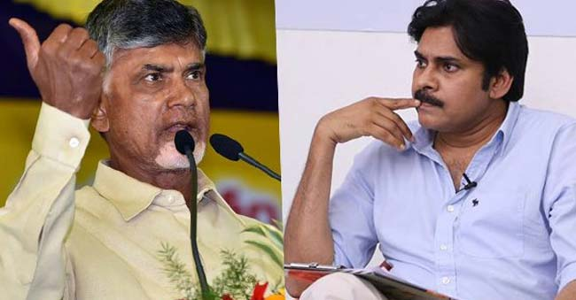 CBN counters to Pawan Kalyan over questioning the Govt