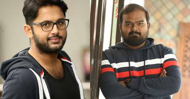 Chalo director in talks with Nithin for his next