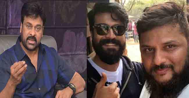 Chiru's Love For Ram Charan stalls 'Sye Raa… Narasimha Reddy'