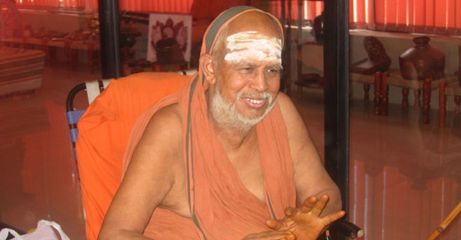 Kanchi Jayendra Saraswathi passes away at 82