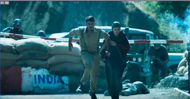 Mehbooba First Look Teaser- A Puri Jagannadh Film