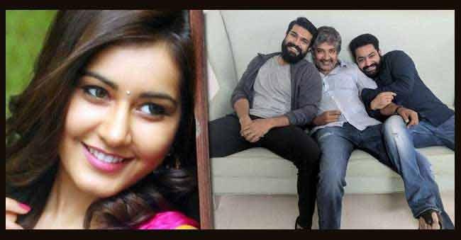 Ram Charan's heroine in SS Rajamouli multi-starrer confirmed?