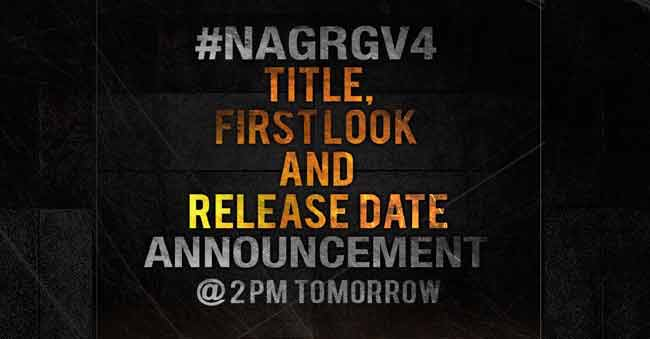 Ram Gopal Varma – Nagarjuna movie 'shocking' update