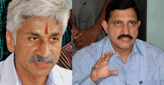 Vijay Sai Reddy obstacle to AP's Growth