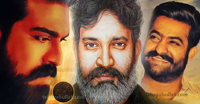 Jr.NTR And Ram Charan Are In The period Of 1947…!