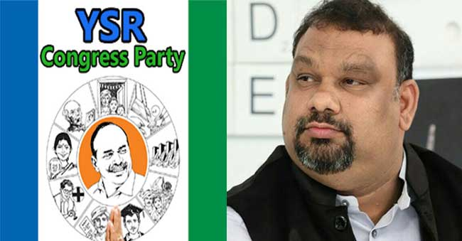 Controversial Critic Wants YSRCP Ticket