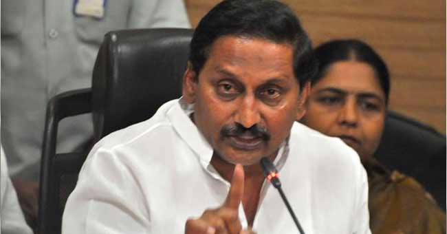 Only Congress can do justice to A.P: Kiran Kumar Reddy