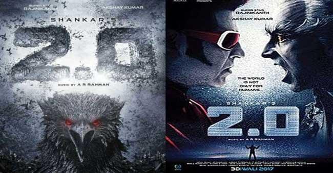 Rajinikanth 2.0 To Rrelease On November 29th