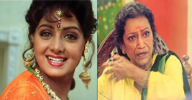 Sridevi has died 30 years back :Senior actress Rama Prabha