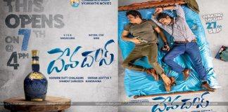 'DevaDas' Wake Up On Sep 27th