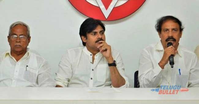 Clarity over Janasena-CPI-CPM alliance in next week
