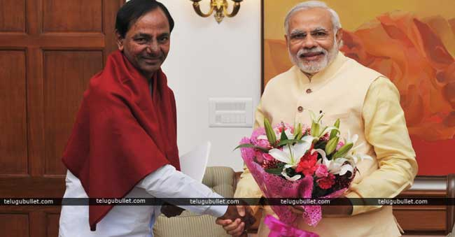 Telangana CM Appointment With The Prime Minister In Talks
