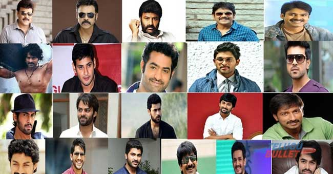 Multi Starrer Zeal In Telugu Cinema…
