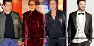Prabhas Is India's Top 5th Hero