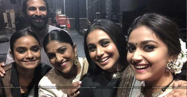Swapna Dutt and Priyanka Dutt