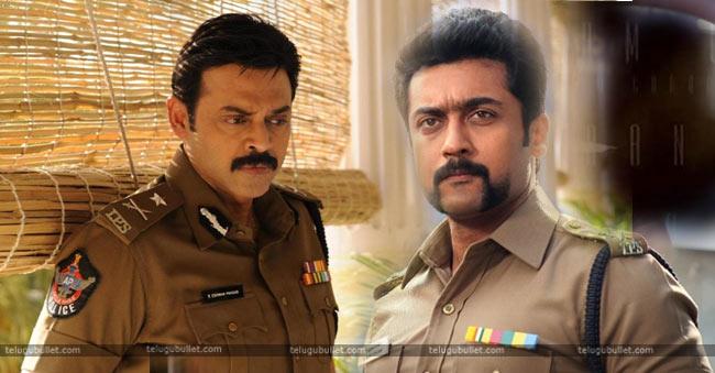 Venkatesh Movie With Suriya…!