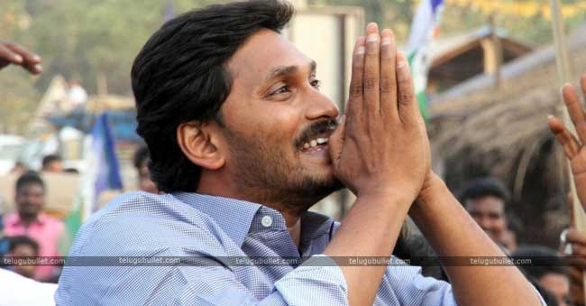 Congress Is CBN's Second Wife: Claims Y.S Jagan