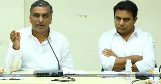 Harish Rao's Statement On KTR Has Become The Talking Point