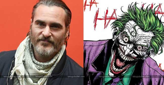 Joaquin Phoenix's First Look As Joker