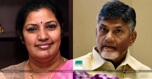 Purandeswari Declares BJP's Empty Hand In Babu's Arrest Notices