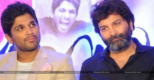 allu arjun new film with trivikram