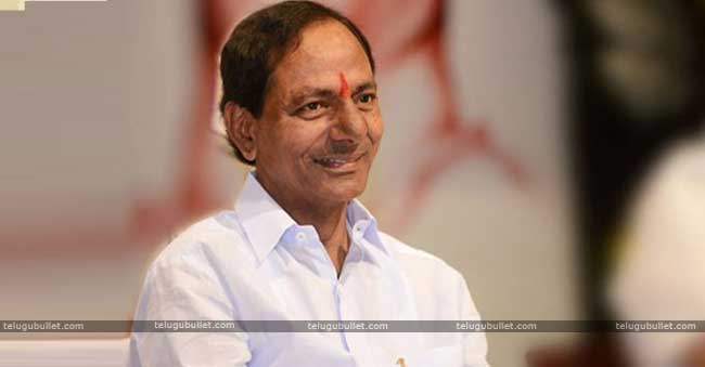 Telangana Record 22% Growth Rate Fetched An Award For The KCR
