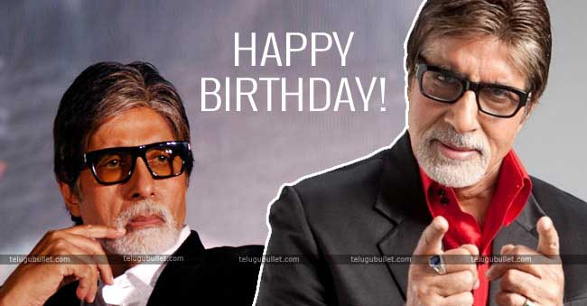 Birthday..! Just It Is A Day, That's All – Amitabh Ji #Interview