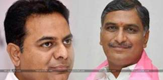 KTR Explained His Chemistry With Harish Rao