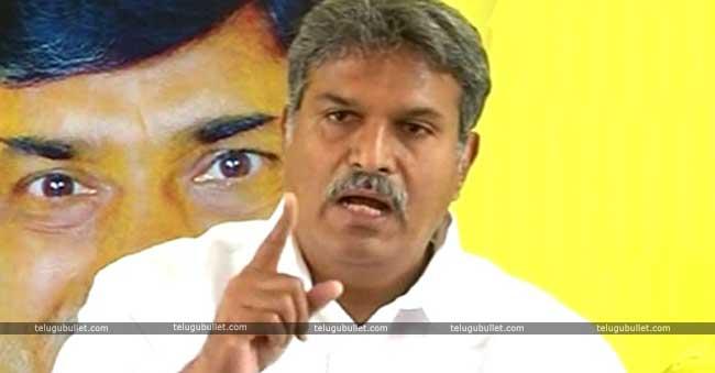 Kesineni's Counter To BJP MP Regarding Agri Gold