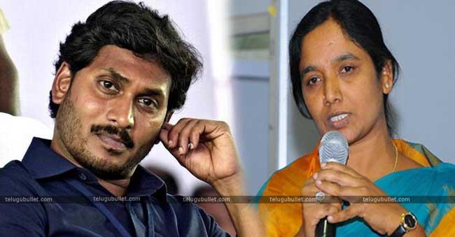 Paritala Sunitha's Sensational Comments On YSRC Chief