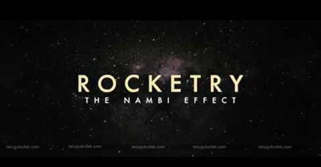 Rocketry Teaser – R Madhavan As Nambi Narayanan