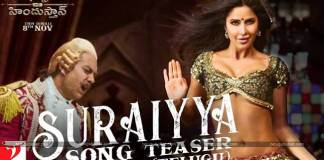 Suraiyaa Song Video Teaser