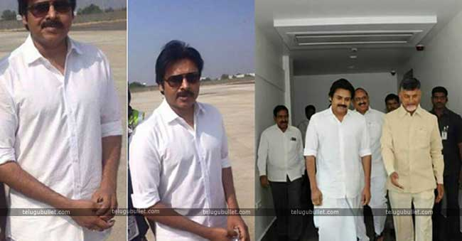 YSRC are in secret agenda have not gone well with Pawan Kalyan.