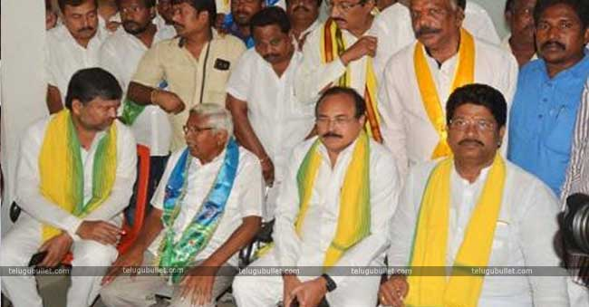 parties like T-TDP and TJS