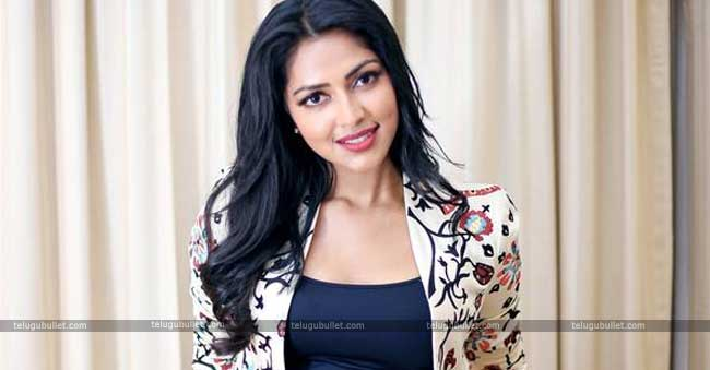 Amala Paul Responds On Her Second Marriage